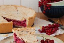 Johannesbeeren Kuchen