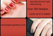 kozicanjam.jamberry.com / My personal collection of wraps. Do you like what you see?