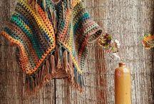 blusão croche