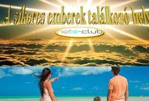Net-e club, a sikeres emberek találkozó helye