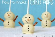 Cake batter Cooked / by Jennifer Lindell