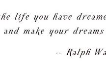 Quotations / by Kelanie Murphy