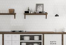 W-White kitchens|מטבחים לבנים / White kitchens