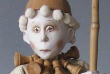 Doll Art Marlaine Verhelst