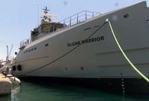 Ocean Warrior Sea Shepherd