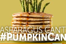 #PumpkinCan: Others Can't / You would be surprised at what other foods can't do that Pumpkin can / by LIBBY'S Pumpkin