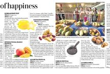 Fruit and Vegetable Festivals of India