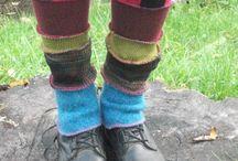 Legwarmes&sweaters ..... Návleky a svetry