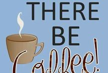 for the love of COFFEE <3 / by Angie Baker