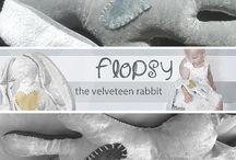 Flopsy, the velveteen rabbit