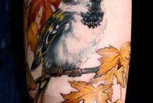 Tattoos / by Ashley Adam