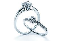 Crossing Star 婚約指輪 結婚指輪