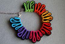 Jewelry 2 / earring, necklace, bracelet