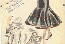 História da Moda / Fotos que falam da história da moda em todos os tempos