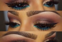 Make Up. / Make up looks that i love that inspire me. x