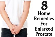Enlarged prostrate remedies