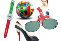 World Cup Fever / World Cup inspired fashion