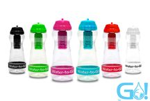 GO! / GO! is the must have bottle for any situation. Its 3 in 1 filter technology means that you can drink safe from any non-salt water source.