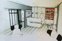 Sketches of our Hotel