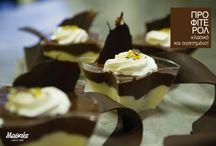 Πάστες / Αφιερωμένες στους λάτρεις των γλυκών! Οι πάστες της Μασκώτ, σε διάφορους συνδυασμούς, δυσκολεύουν όσους δεν ξέρουν ποιο γλυκό να πρωτοδιαλέξουν!
