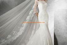 Robe mariéé