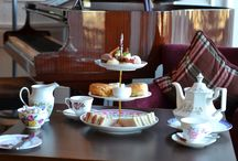 Afternoon Tea / Offering Vintage, Sparkling, Rose and Champagne Afternoon Tea's, we at Thistle Aberdeen take our quality of Afternoon Tea seriously.