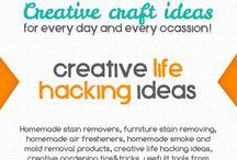 Life hacks & clever (frugal) tips / Élet könnyítő kreatív ötletek / Life hacking ideas, life changer DIY ideas (Cheap product alternatives, clever tips&tricks ..) For more craft ideas visit our site: http://www.mindy.hu/en ◄◄ ║ ►► Életetkönnyítő kreatív ötletek (tippek, trükkök, házi készítésű tisztítószerek stb) (Ha magyarul szeretnéd látni az ötletek leírását a Mindy oldalán: a Mindy-n a menü alatti szürke sávban az oldal tetején találhatod a nyelvváltás gombot!) Még több kreatív ötlet: http://www.mindy.hu/hu