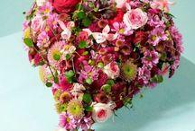 Blomsterhjerter