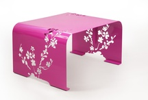 Tables And Coffe Tables / Beautiful tables of Polish designers