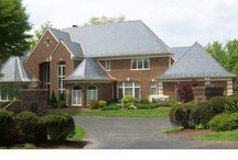 Slate Roofs / A handful of Natural and Synthetic Slate roof installation projects completed by ACC