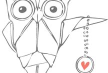 Owl Bee Charmed ~ Origami Owl / by Barbara Burns