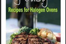 Halogen oven recipes / by tina mcphee
