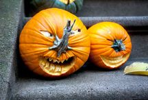 Halloween is creepy....  / by April Anderson