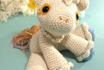 Crochet projects / by Christie Baker Schmitz