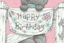 Birthday wishes / Happy Bday 2you :)