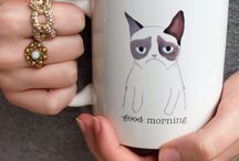 Mugs / Funny and quirky coffee mugs. Great to give as gifts for family, best friends, and coworkers.