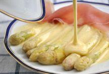 Asperge sauce mousseline