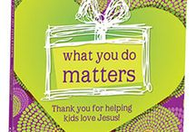Teacher Appreciation / by Group VBS & Children's Ministry