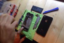 Riparazioni smartphone - iPhone / Riparazioni hardware presso il nostro laboratorio