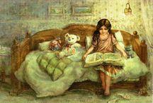 reading reading reading books / books