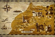 Morocco vintage