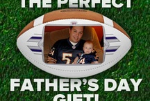 """Father's Day Gift Ideas / Father's Day is June 16, and you're probably looking for the best of the best Father's Day gift ideas. Although he may appreciate a new tie or a """"World's Best Dad"""" coffee mug, here at Wilson we have a unique Father's Day gift idea. It's our custom football!"""