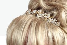 Tiaras & Co On Etsy / Handcrafted, bespoke wedding tiaras and headpieces to the highest standard.