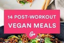 Workout jedla