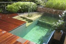 Pools / private outdoor pools