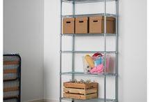 Storage/Decorating