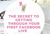 facebook tips for bloggers + online businesses