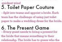Ideias para festas de noivas