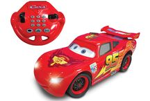 CARS / Thinkwaytoys Toy Collection of the Cars. Available in all mayor retail outlets.