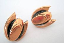 Fabulous Collectible Copper Jewelry / A collectition of copper jewelry available on Etsy